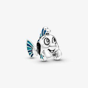 ♉Disney Princess Tiana Frog Prince Dangle Charm